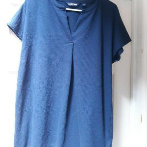Lands End Size Large Top